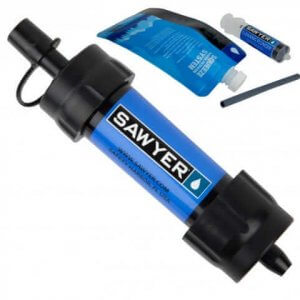 Sawyer mini SP128 blauw