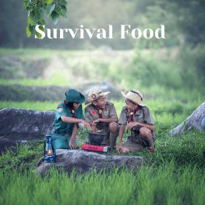 survival food Preppershop