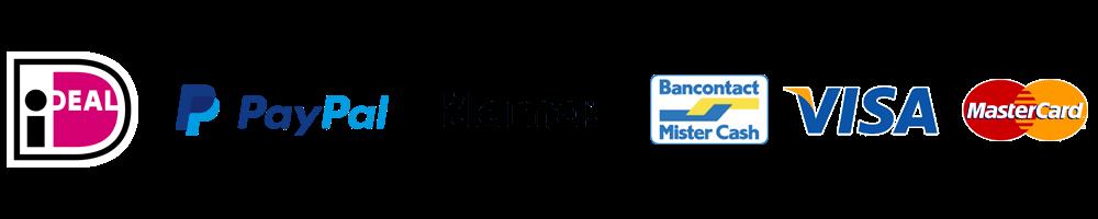 logos-betaalmethoden