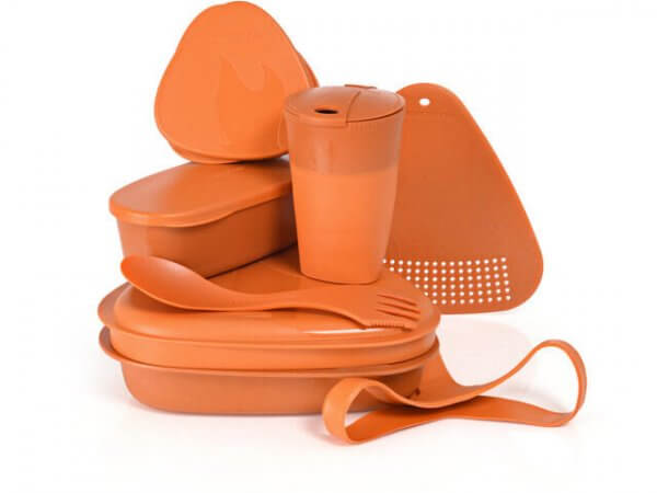 Light my fire mealkit bio rusty orange 1