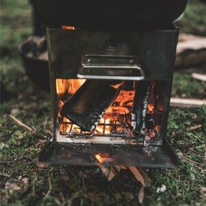 Robens Firewood stove 2