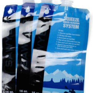 sawyer squeezable pouch 0.5L